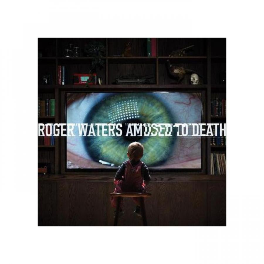 Виниловая пластинка Waters, Roger, Amused To Death (Remastered) roger waters roger waters amused to death 2 lp