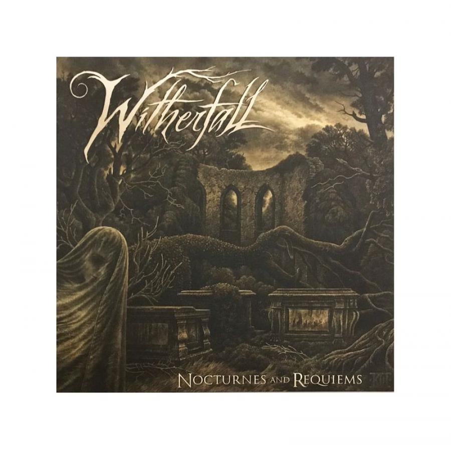Виниловая пластинка Witherfall, Nocturnes and Requiems (LP, CD) praised and ridiculed french painting 1820 1880