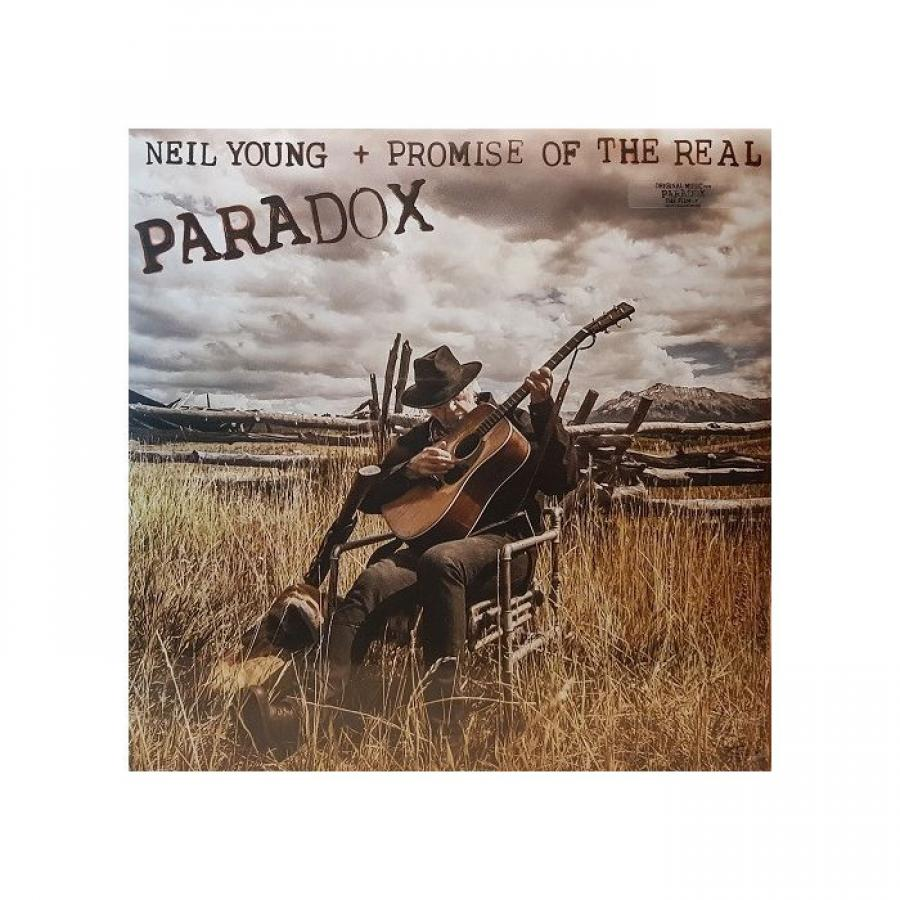 Виниловая пластинка Young, Neil / Promise Of The Real, Paradox (Original Music From The Film) kasey michaels the promise