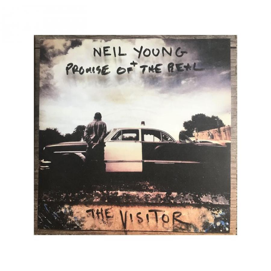 Виниловая пластинка Young, Neil / Promise Of The Real, Visitor