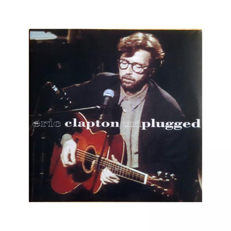 Виниловая пластинка Clapton, Eric, Unplugged (Remastered) eric clapton eric clapton the live album collection 6 lp