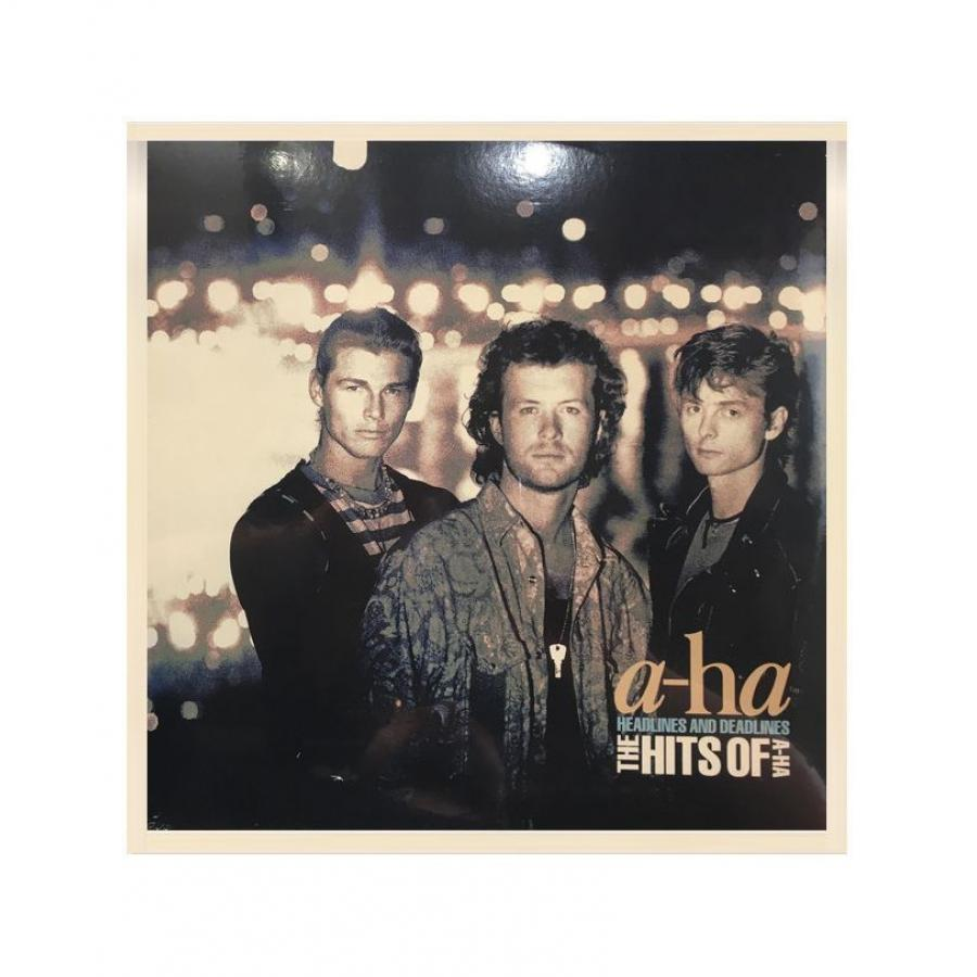 Виниловая пластинка A-HA, The Hits Of A-HA a ha a ha hunting high and low the early alternate mixes