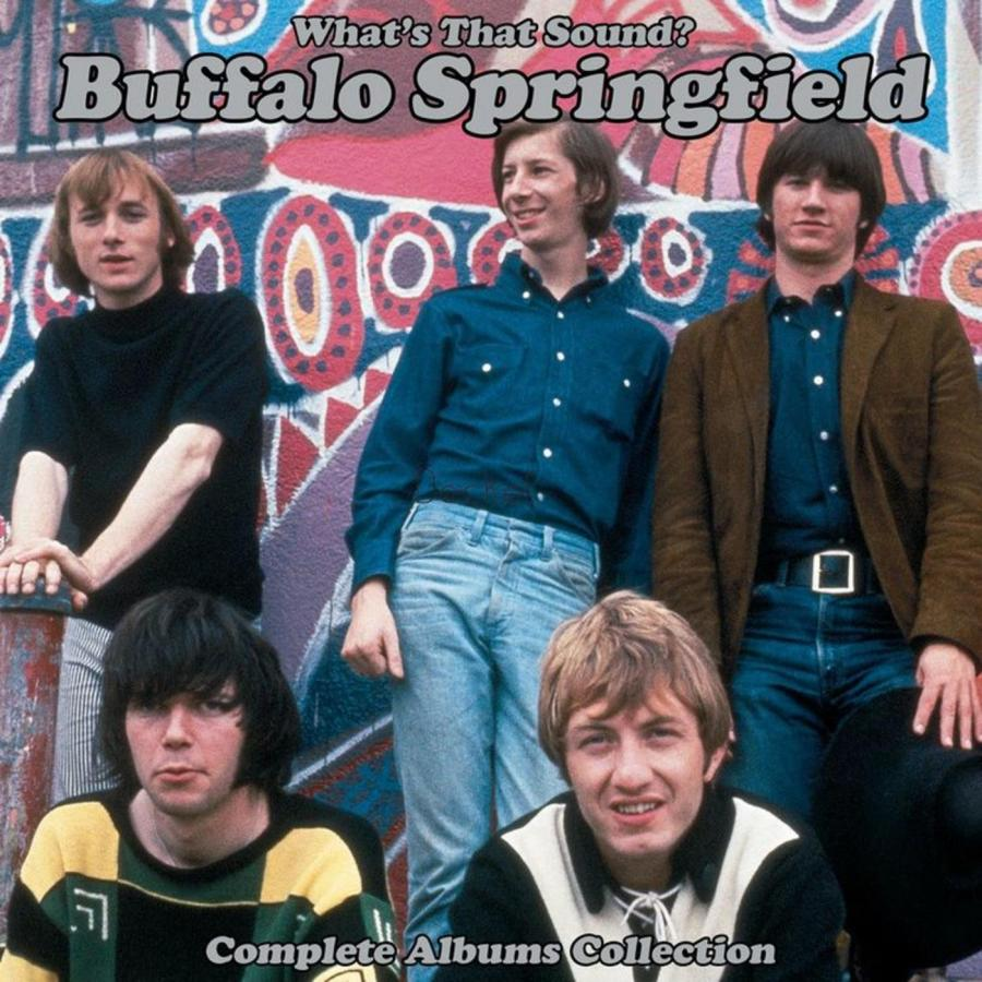 Виниловая пластинка Buffalo Springfield, WhatS That Sound? Complete Albums Collection