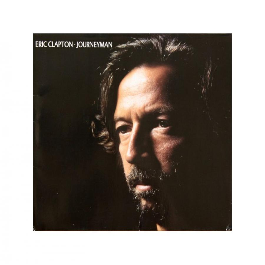 Виниловая пластинка Clapton, Eric, Journeyman eric clapton eric clapton i still do 2 lp
