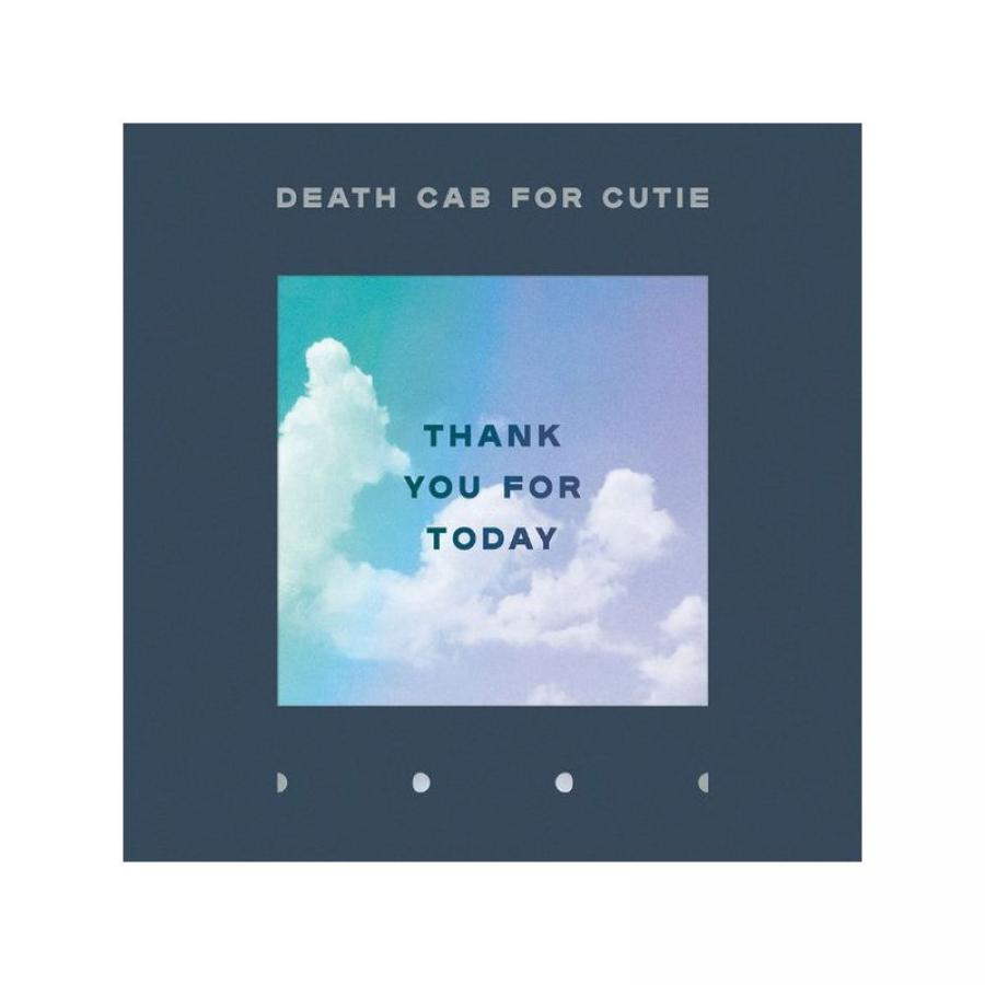 Виниловая пластинка Death Cab For Cutie, Thank You For Today (75678656316)