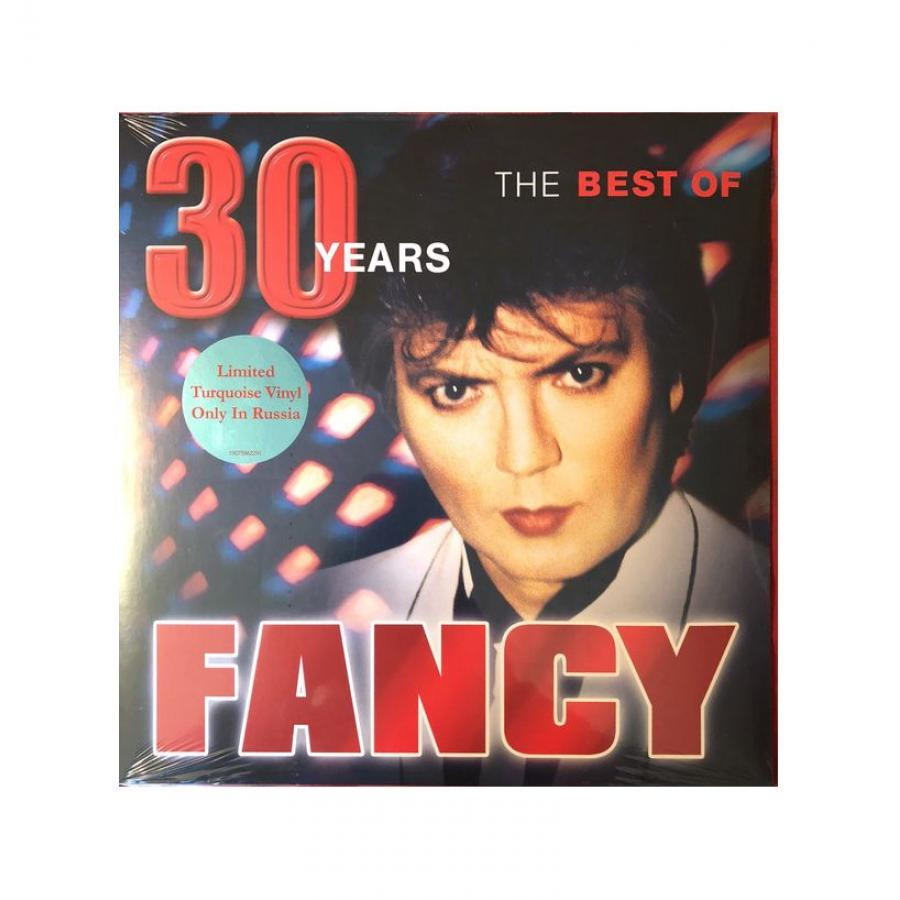 Виниловая пластинка Fancy, The Best Of - 30 Years powercom kin 1200ap