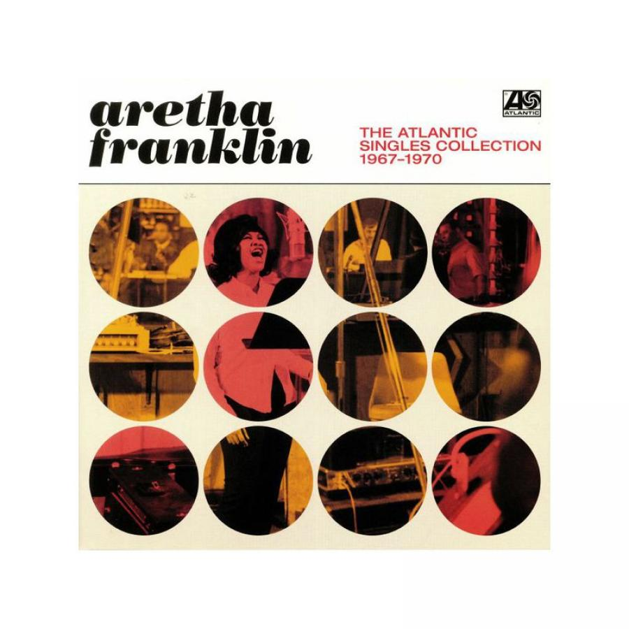 Виниловая пластинка Franklin, Aretha, The Atlantic Singles Collection 1967-1970 cream cream the singles 1967 1970 10 lp