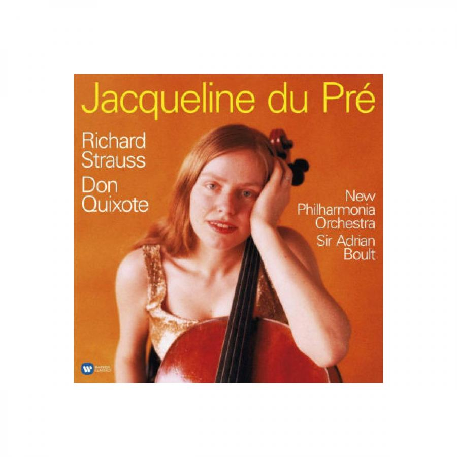 Виниловая пластинка Jacqueline Du Pre, Richard Strauss: Don Quixote - Vinyl Edition виниловая пластинка cliff richard just fabulous rock n roll