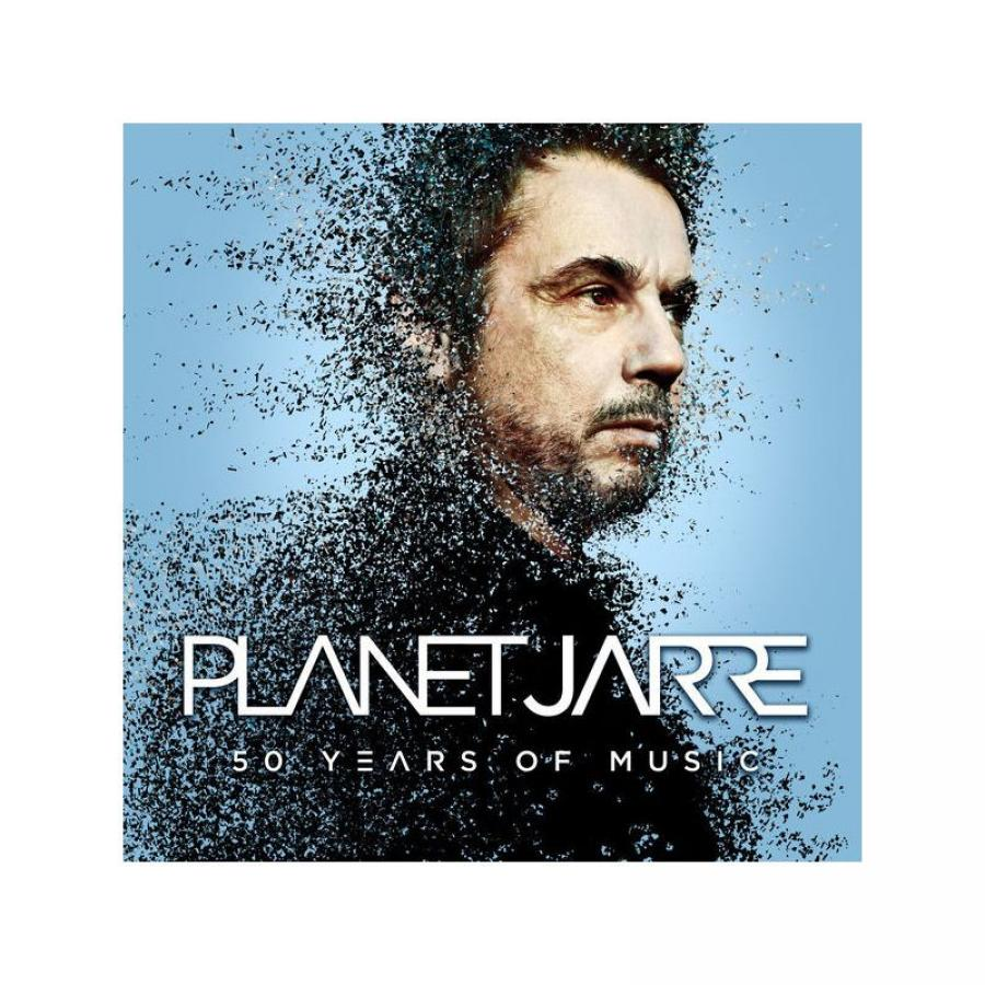 Виниловая пластинка Jarre, Jean-Michel, Planet Jarre: 50 Years Of Music cd jean michel jarre revolutions