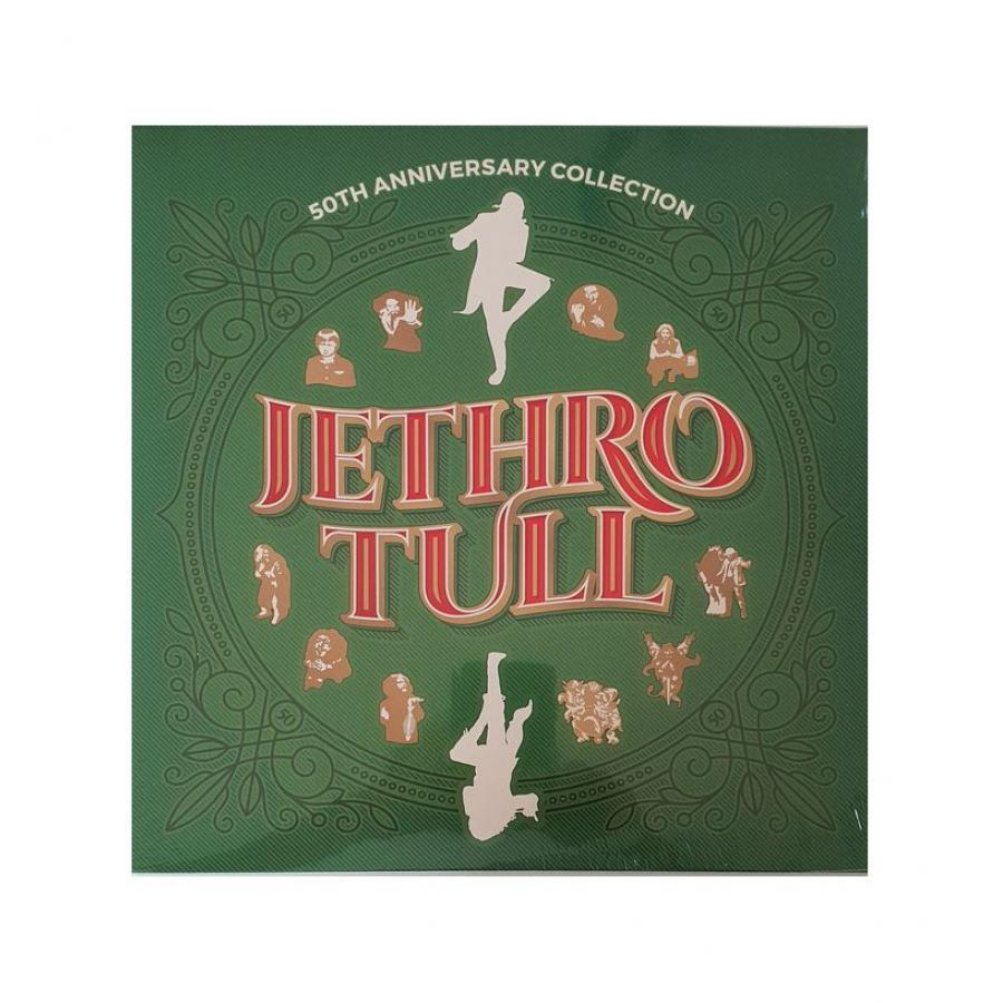 Виниловая пластинка Jethro Tull, 50Th Anniversary Collection jethro tull jethro tull 50th anniversary collection 180 gr
