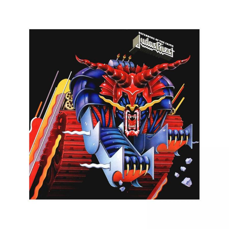 Виниловая пластинка Judas Priest, Defenders Of The Faith forest defenders