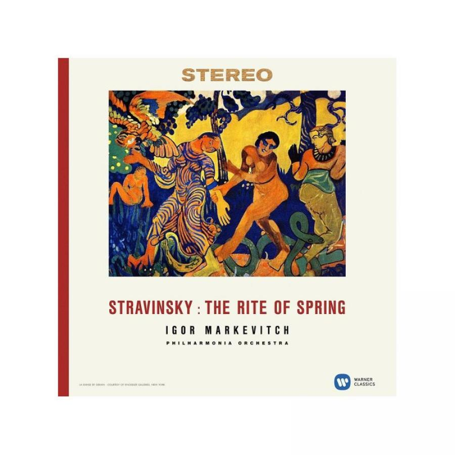 Виниловая пластинка Markevitch, Igor, Stravinsky: The Rite Of Spring игорь стравинский igor stravinsky czech philharmonic orchestra conductor karel ancerl le sacre du printemps the rite of spring lp