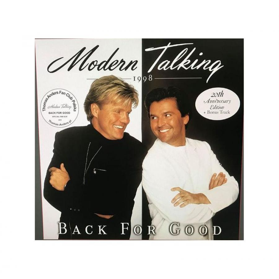 Виниловая пластинка Modern Talking, Back For Good (20Th Anniversary) виниловая пластинка tha jayhawks back roads and abandoned motels