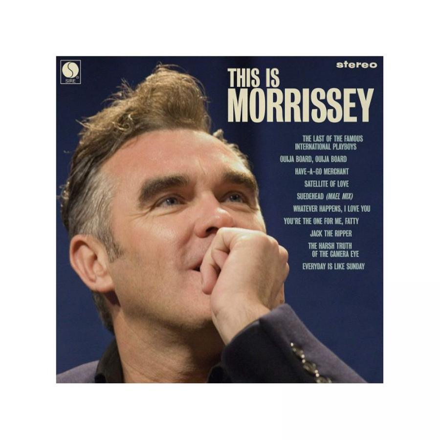 Виниловая пластинка Morrissey, This Is Morrissey morrissey morrissey your arsenal