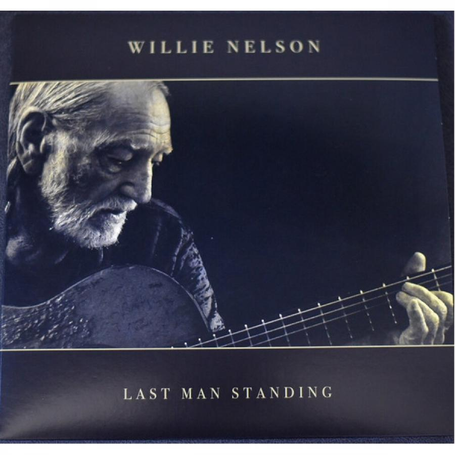 Виниловая пластинка Nelson, Willie, Last Man Standing amy gentry last woman standing