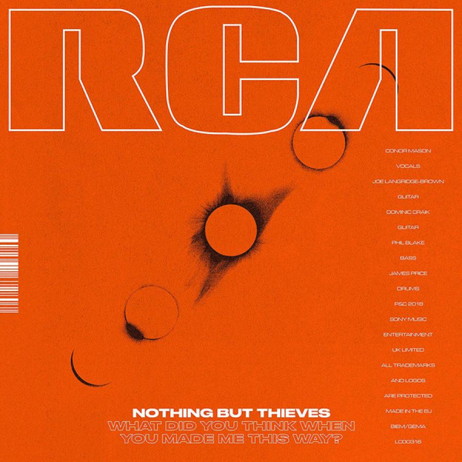 Виниловая пластинка Nothing But Thieves, What Did You Think When You Made Me This Way? Ep nothing but thieves hannover