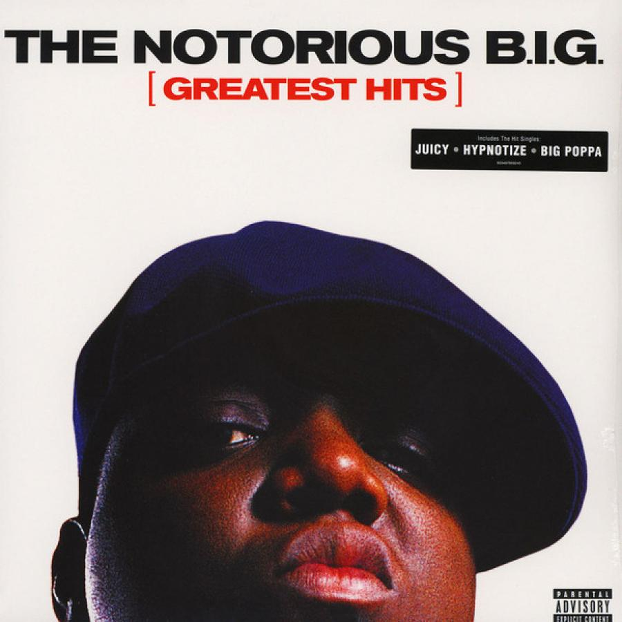 Виниловая пластинка Notorious B.I.G., The, Greatest Hits eagles their greatest hits 1971 1975 виниловая пластинка