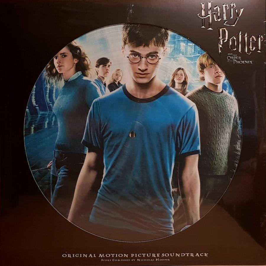 Виниловая пластинка Ost / Hooper, Nicholas, Harry Potter And The Order Of The Phoenix виниловая пластинка foo fighters the colour and the shape