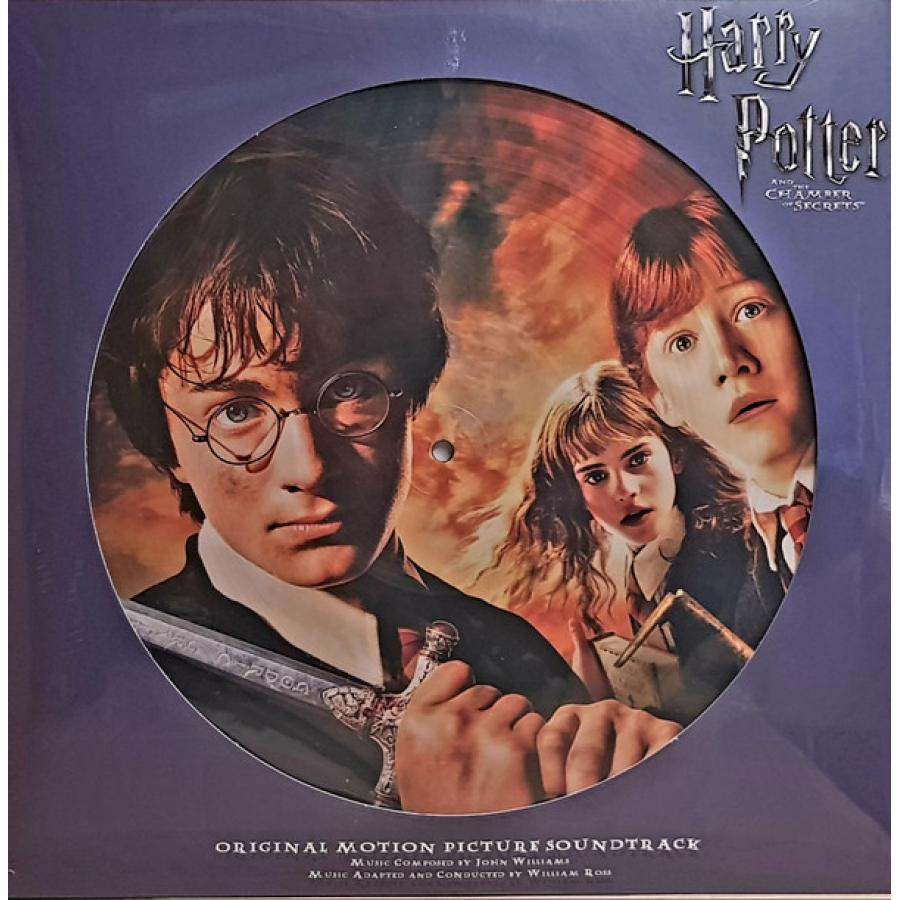 Виниловая пластинка Ost / Williams, John, Harry Potter And The Chamber Of Secrets