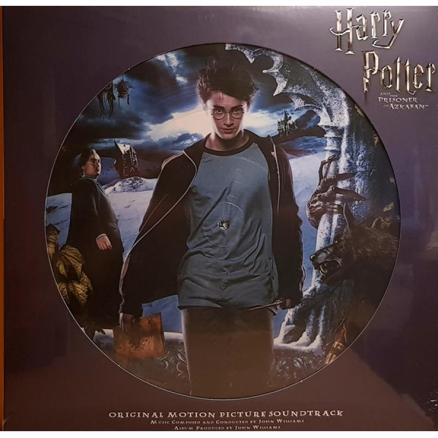 Виниловая пластинка Ost / Williams, John, Harry Potter And The Prisoner Of Azkaban rowling j harry potter and the prisoner of azkaban illustrated edition