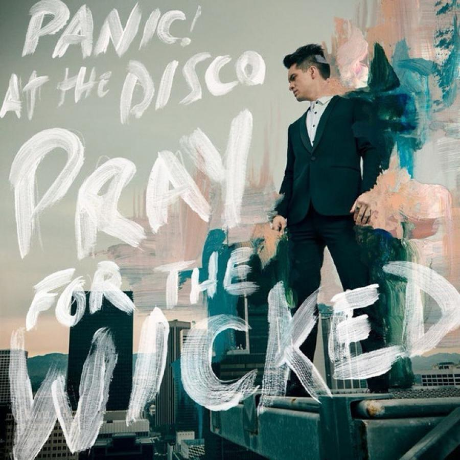 Виниловая пластинка Panic! At The Disco, Pray For The Wicked panic at the disco