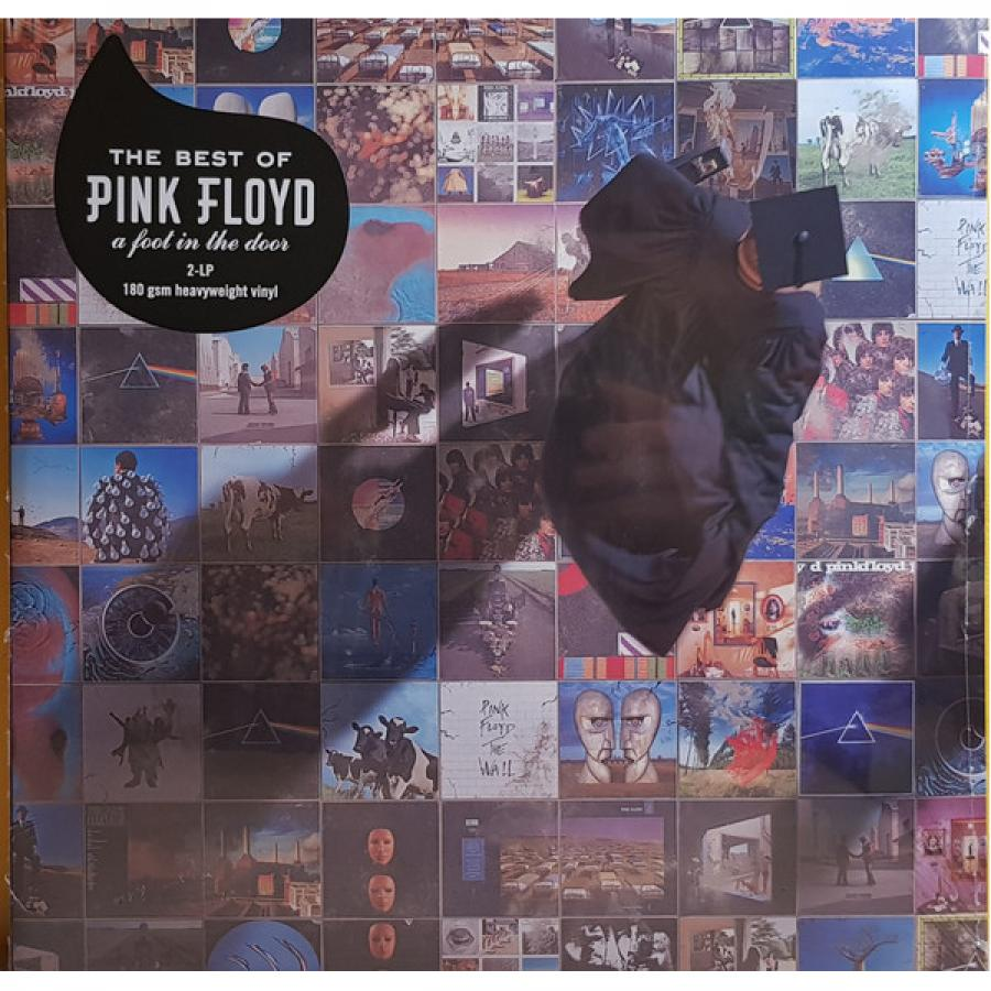цена на Виниловая пластинка Pink Floyd, A Foot In The Door: The Best Of Pink Floyd