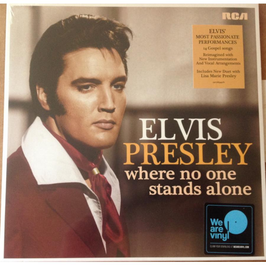 Фото - Виниловая пластинка Presley, Elvis, Where No One Stands Alone (0190758594514) виниловая пластинка presley elvis royal philharmonic orchestra the if i can dream 0888751408418