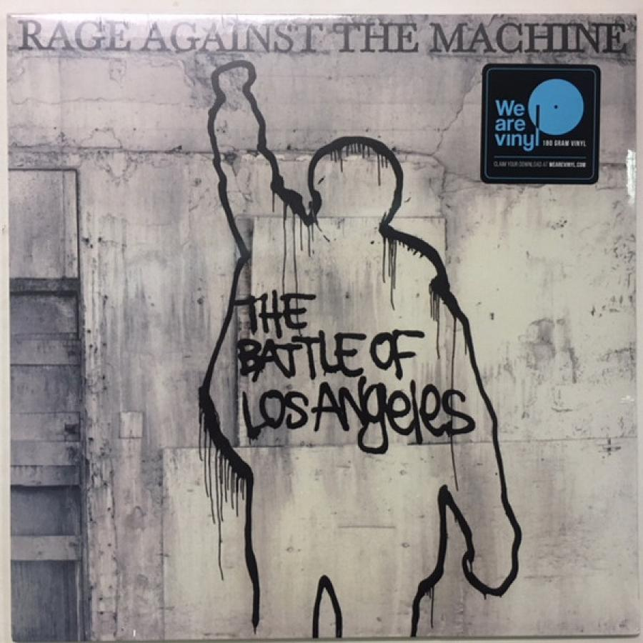 Виниловая пластинка Rage Against The Machine, Battle Of Los Angeles against the grain