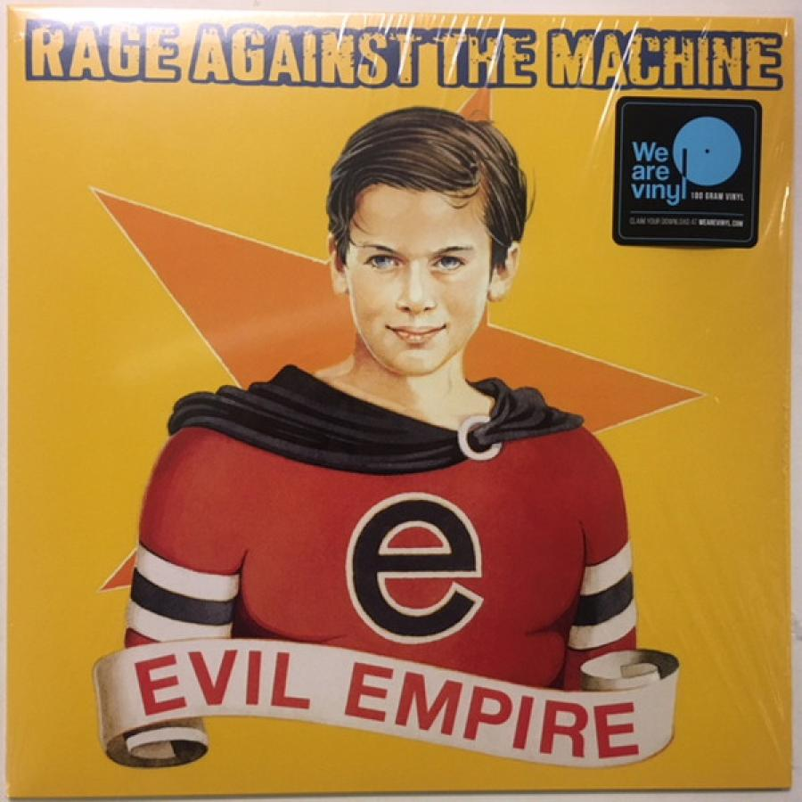 Виниловая пластинка Rage Against The Machine, Evil Empire against the grain