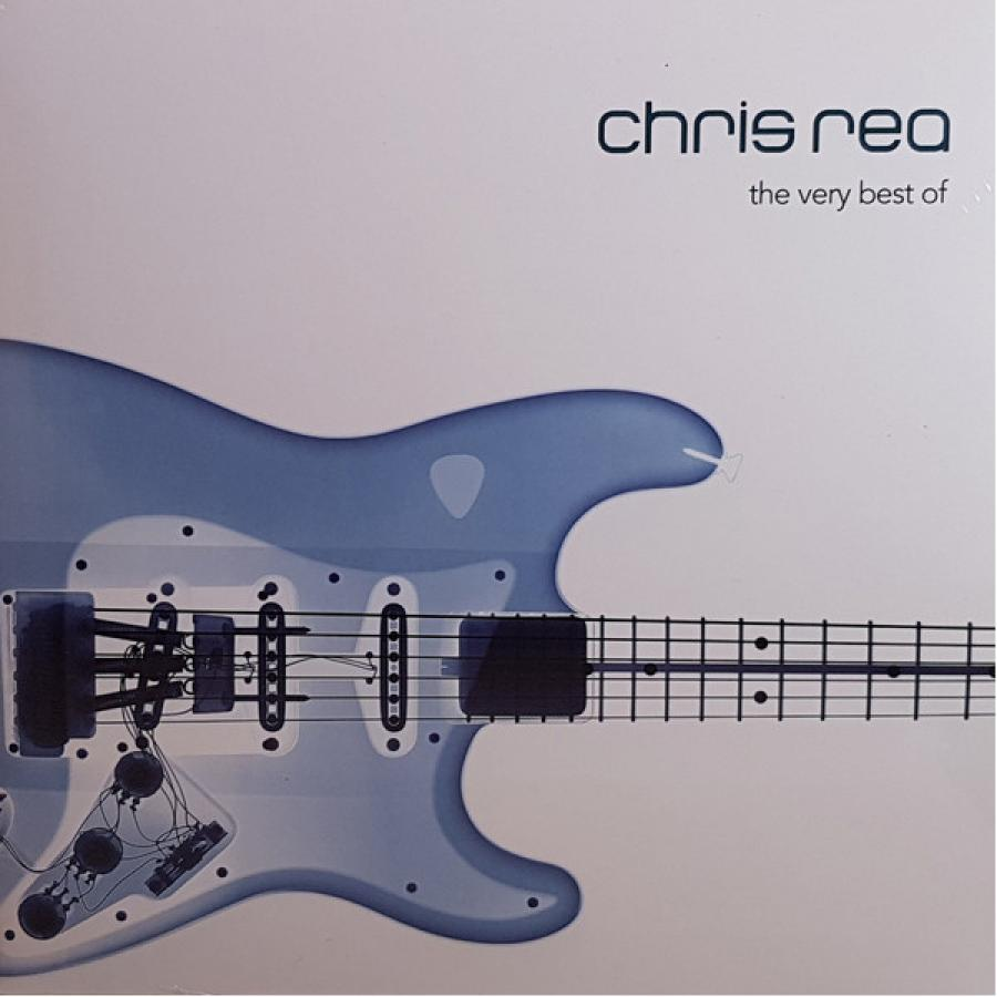 Виниловая пластинка Rea, Chris, The Very Best Of крис ри chris rea the blue cafe