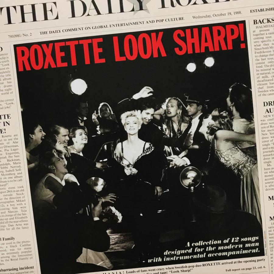 Виниловая пластинка Roxette, Look Sharp! (30Th Anniversary) roxette roxette a collection of roxette hits their 20 greatest songs