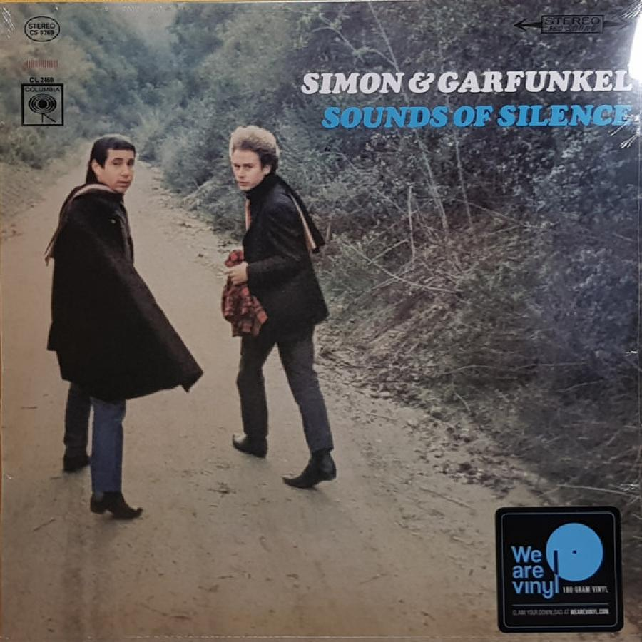 Виниловая пластинка Simon & Garfunkel, Sounds Of Silence simon garfunkel simon garfunkel the concert in central park 2 lp