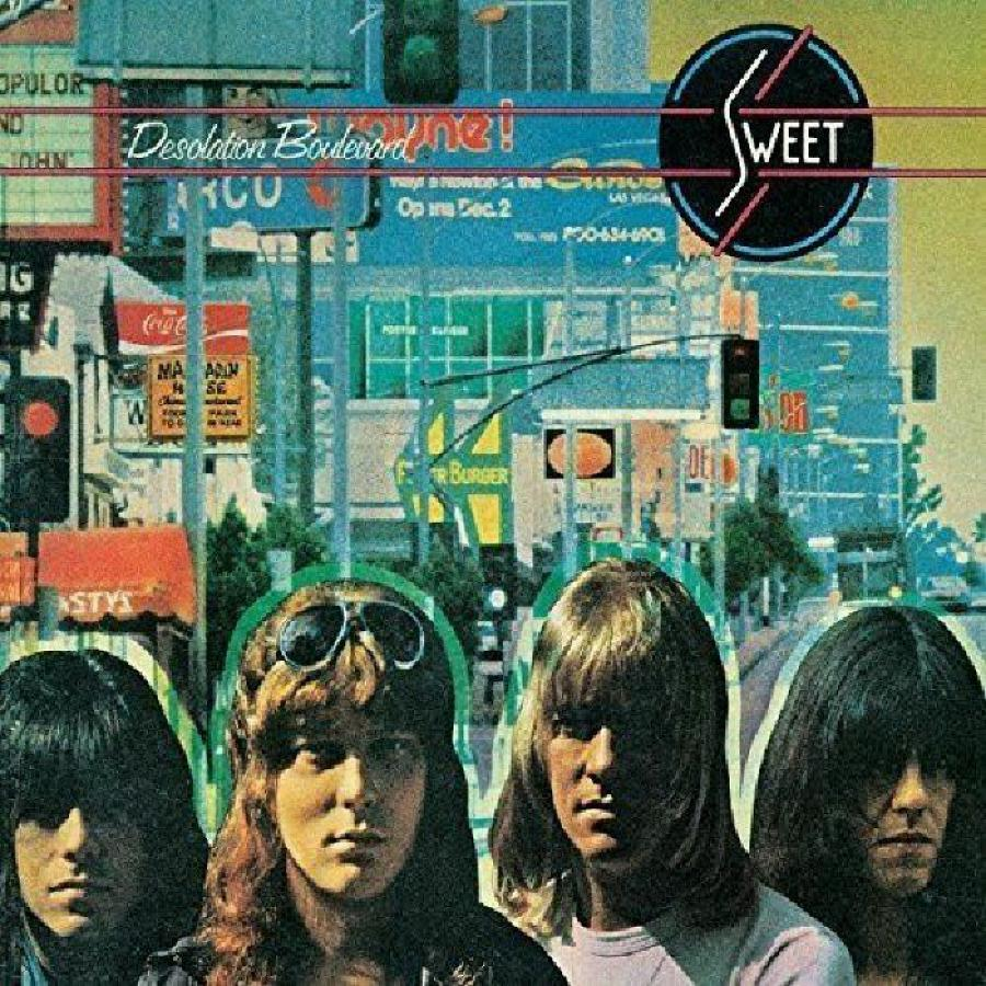 Виниловая пластинка Sweet, Desolation Boulevard (New Vinyl Edition) sweet sweet give us a wink new vinyl edition lp