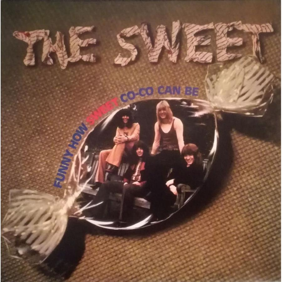 Виниловая пластинка Sweet, Funny, How Sweet Co Co Can Be (New Vinyl Edition) sweet sweet give us a wink new vinyl edition lp