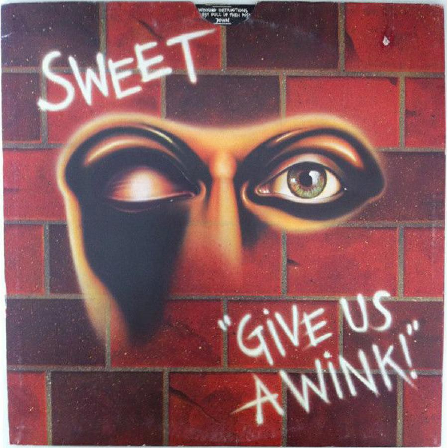 Виниловая пластинка Sweet, Give Us A Wink (New Vinyl Edition) sweet sweet give us a wink new vinyl edition lp