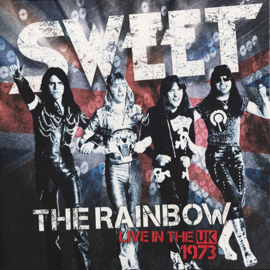 Виниловая пластинка Sweet, The Rainbow (Sweet Live In The Uk) (New Vinyl Edition) sweet sweet give us a wink new vinyl edition lp