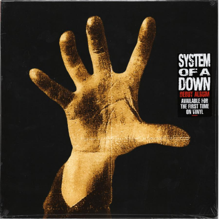 Виниловая пластинка System Of A Down, System Of A Down