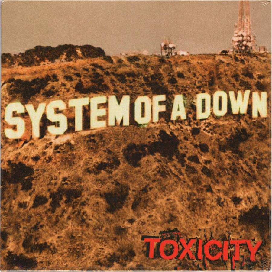 Виниловая пластинка System Of A Down, Toxicity zilon zhc 1500 a