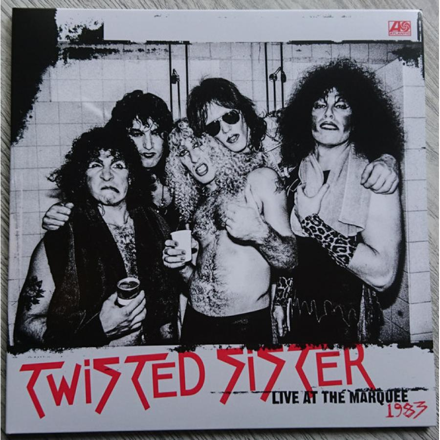 цена на Виниловая пластинка Twisted Sister, Live At The Marquee