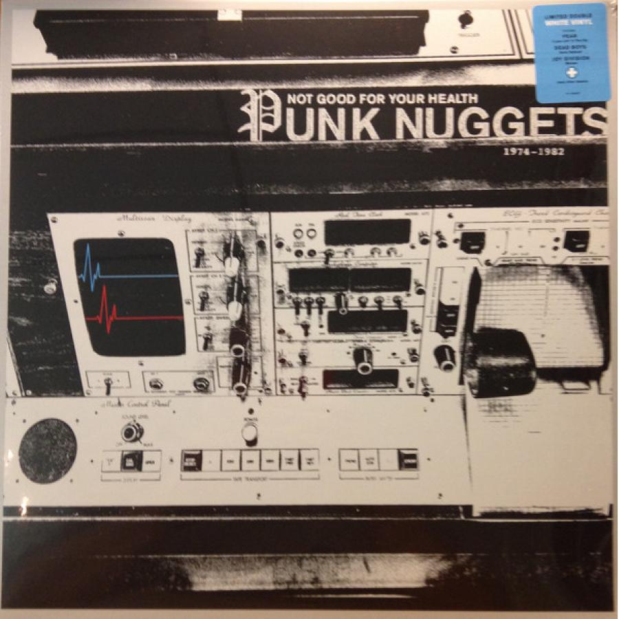 Фото - Виниловая пластинка Various Artists, Not Good For Your Health: Punk Nuggets 1972-1984 виниловая пластинка daft punk discovery