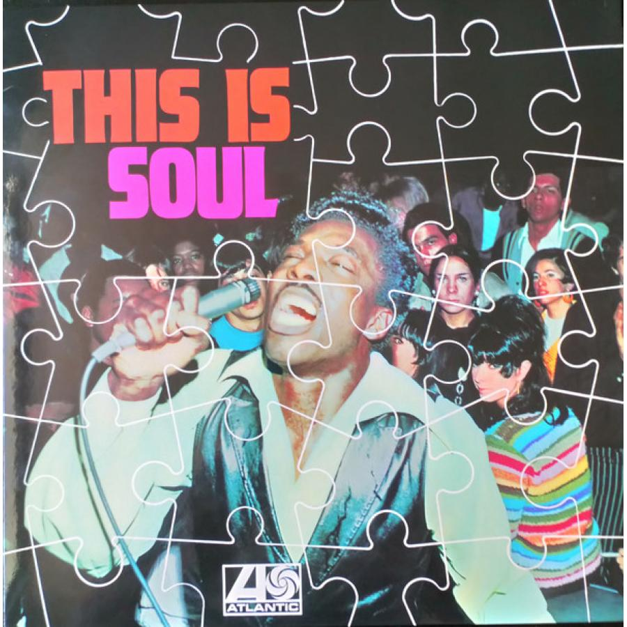 Виниловая пластинка Various Artists, This Is Soul cd диск various artists ultimate soul 4 cd