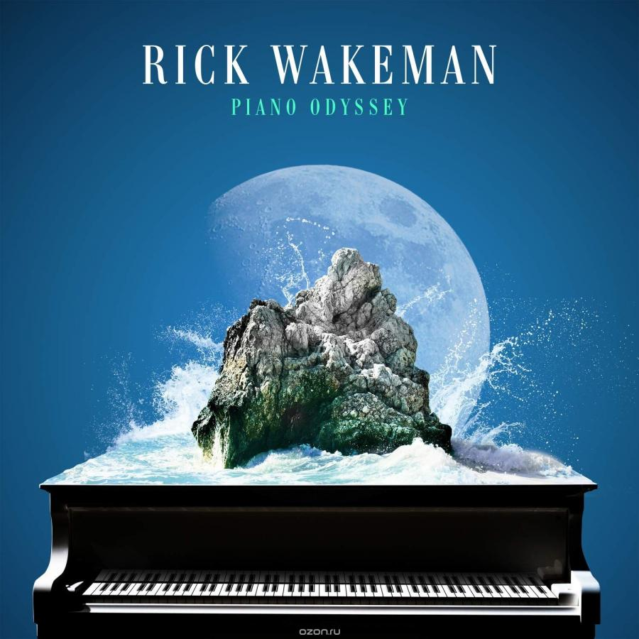 Виниловая пластинка Wakeman, Rick, Piano Odyssey rick wakeman rick wakeman the six wives of henry viii