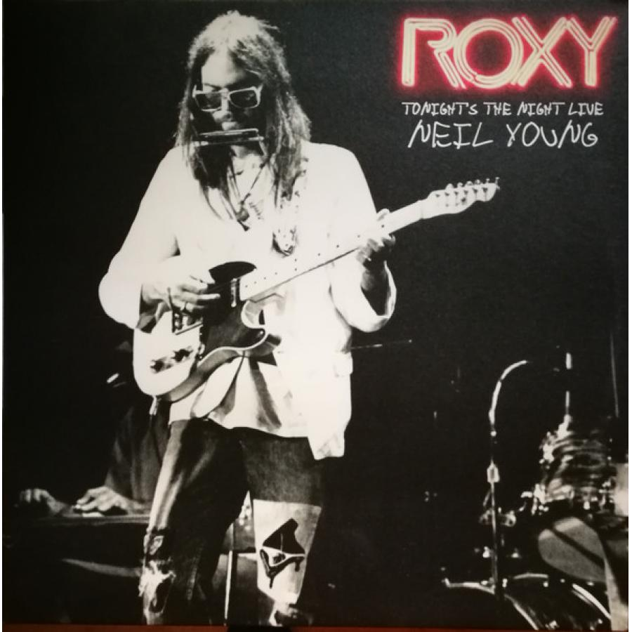 Виниловая пластинка Young, Neil, Roxy: Tonight'S The Night Live