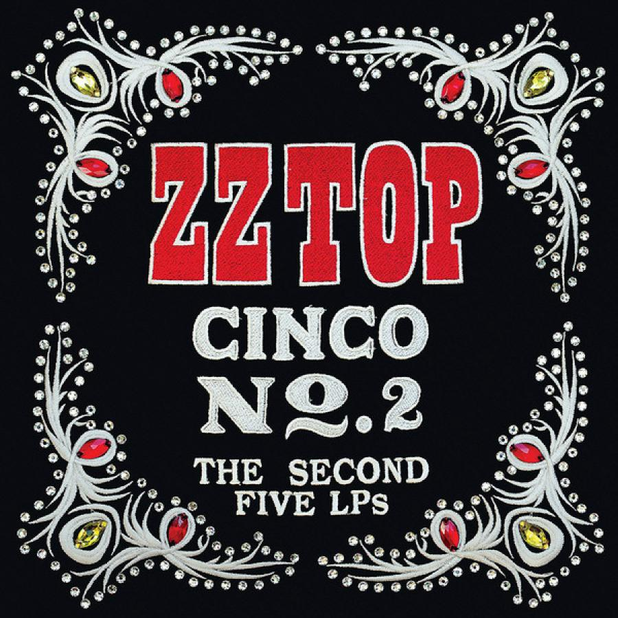 Фото - Виниловая пластинка ZZ TOP, Cinco: The Second Five Lps advantages mean well original lps 75 5 5v 15a meanwell lps 75 5v 75w single output switching power supply