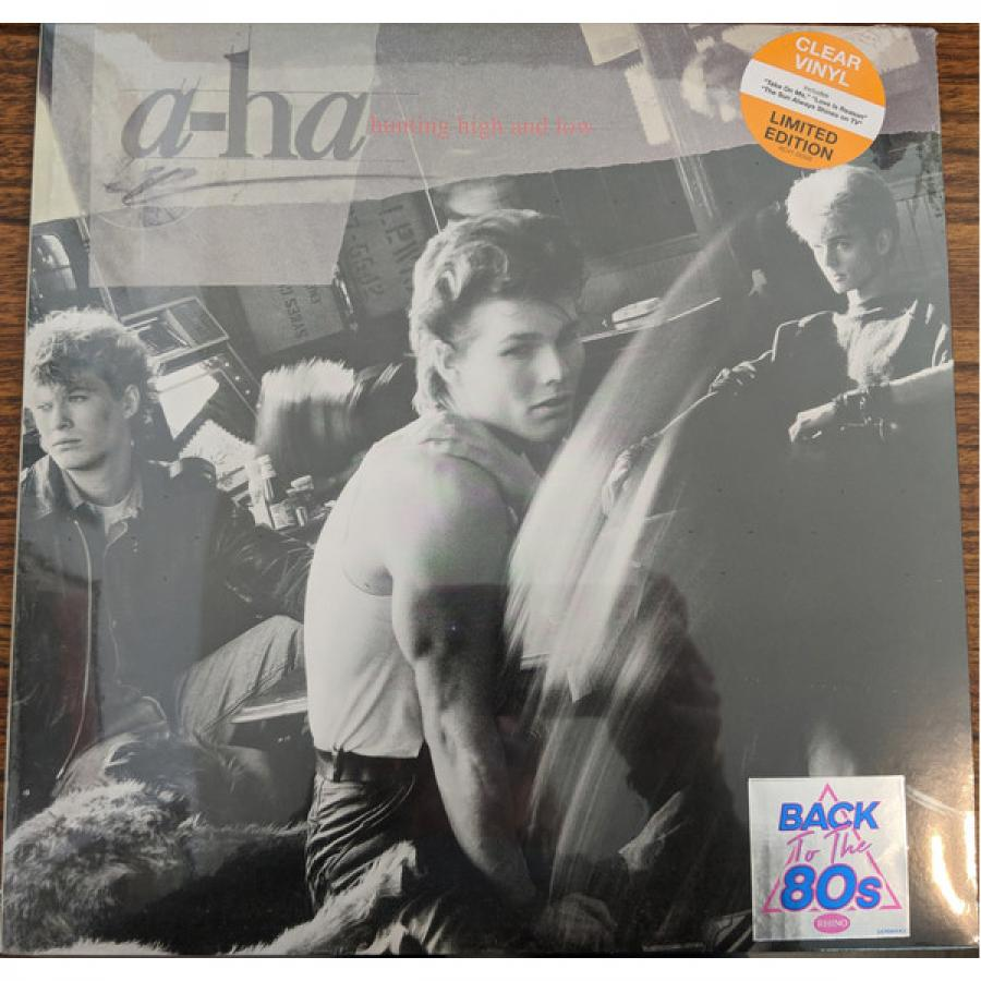 Виниловая пластинка A-HA, Hunting High And Low, Limited a ha a ha hunting high and low the early alternate mixes