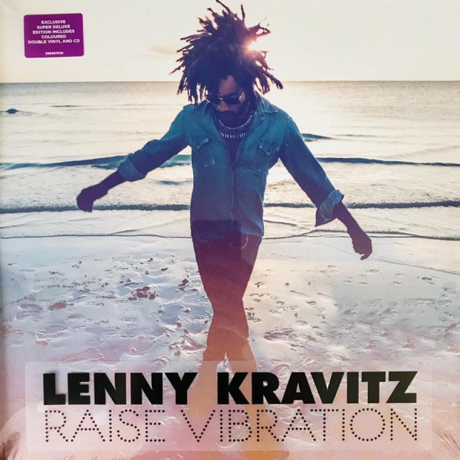Виниловая пластинка Kravitz, Lenny, Raise Vibration, 2LP, Deluxe Box Set цена и фото