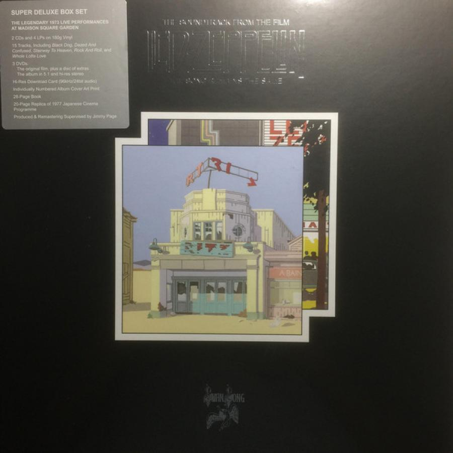 Виниловая пластинка Led Zeppelin, The Song Remains The Same, Deluxe Box Set (0603497859405) недорого
