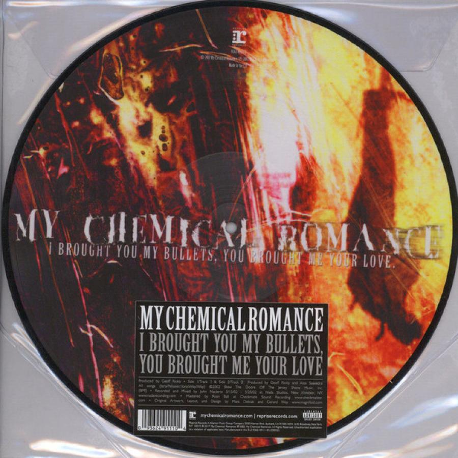 Виниловая пластинка My Chemical Romance, I Brought You My Bullets, You Brought Me Your Love, Limited виниловая пластинка houston whitney i wish you love more from the bodyguard