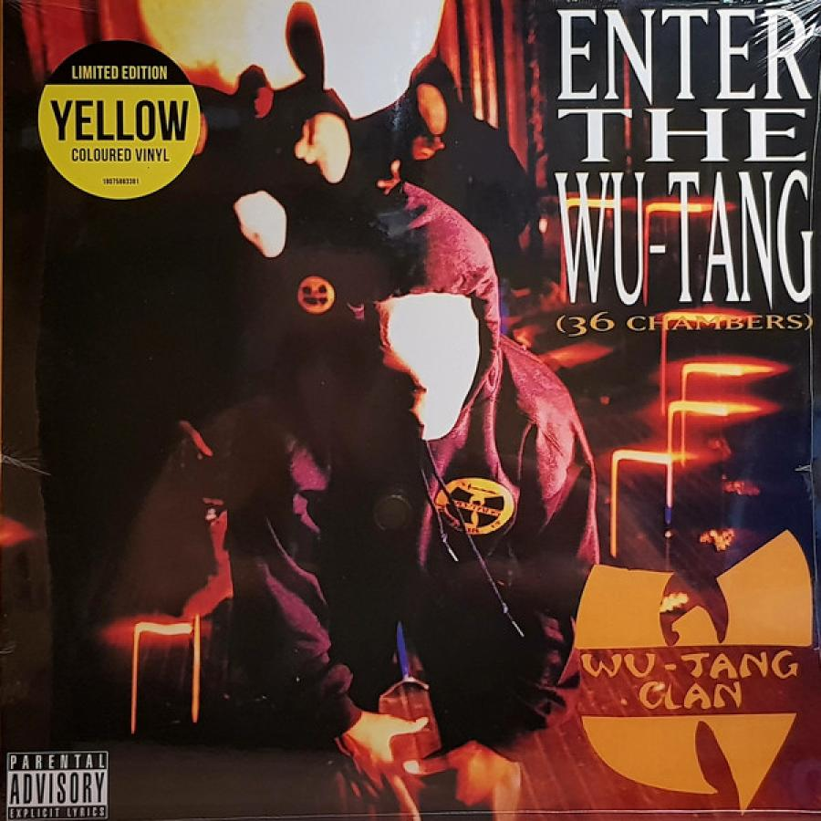 Виниловая пластинка Wu-Tang Clan, Enter The Wu-Tang Clan (36 Chambers), Limited lady wu the only female emperor of china wu zetian english edtion