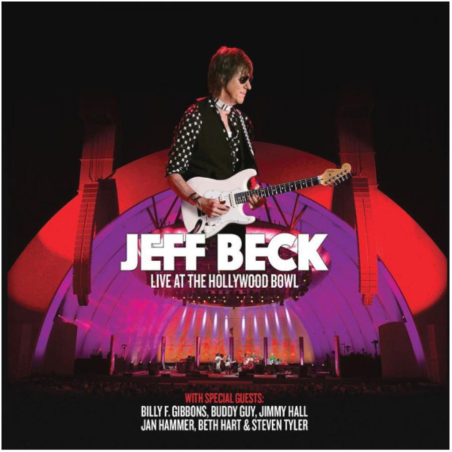Виниловая пластинка Jeff Beck, Live At The Hollywood Bowl hollywood music 2 0